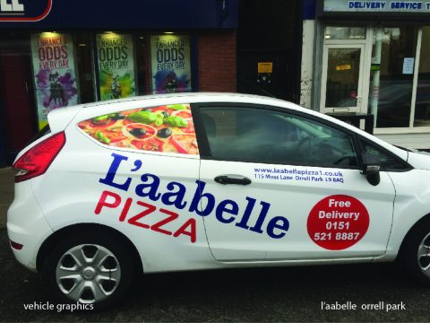 Vehicle Graphics Liverpool