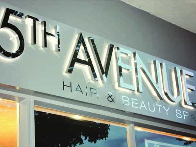 5th avenue client sign liverpool