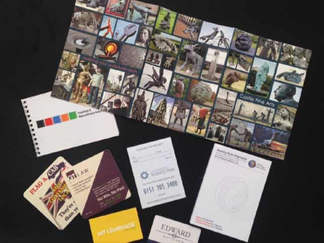 leaflet printing liverpool, brochure printing liverpool, business cards liverpool